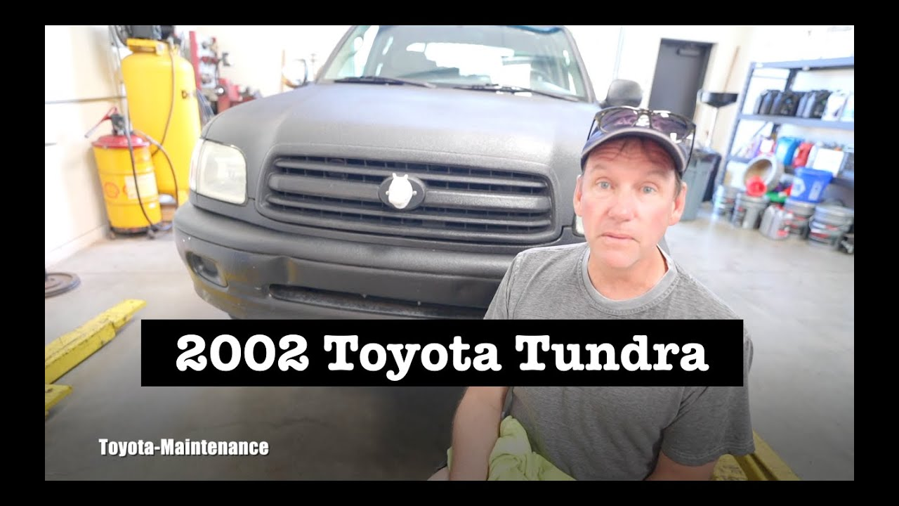 Toyota Tundra with Crazy Theft Story