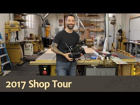 2017 Shop Tour