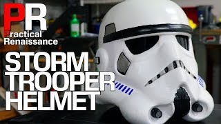 MAKING A STORMTROOPER HELMET!! 3D Printed for Star Wars Day!
