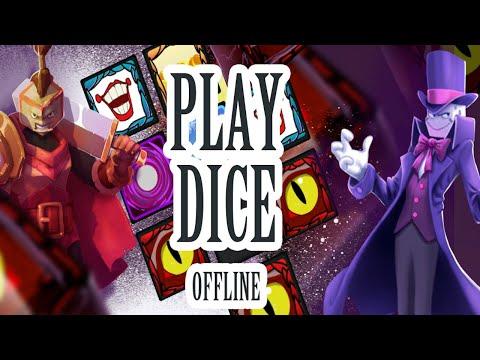 Offline Dice: Random Dice Royale Game