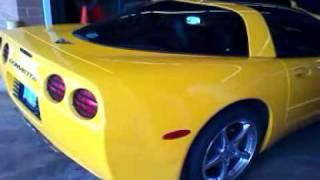 My Yellow 2004 Corvette LS1