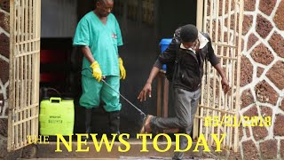 Ebola Preparedness Much Better Now Than For 2014 Outbreak: WHO | News Today | 05/21/2018 | Dona...
