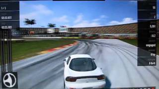 DIY Learn to Drift in Forza Motorsports 3 (Xbox 360 Game)