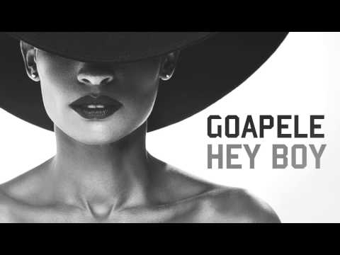 Goapele - Hey Boy  Audio