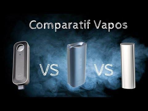 Comparatif Vaporisateurs Firefly 2, Davinci IQ et Pax 3