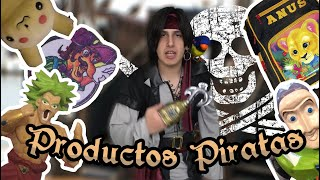 La Venganza de los Productos Piratas HORRIBLES!