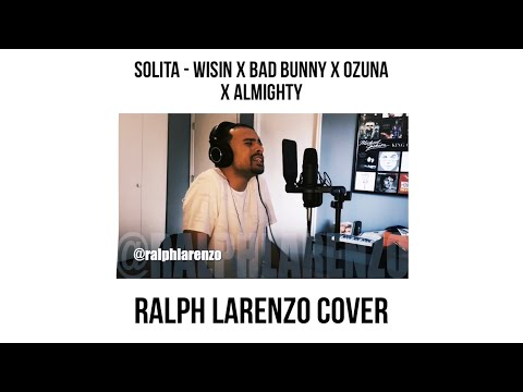 Ozuna x Bad Bunny x Wisin x Almighty - Solita (English Cover)