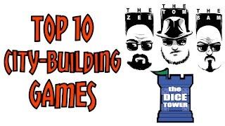 Top 10 City-Building Games