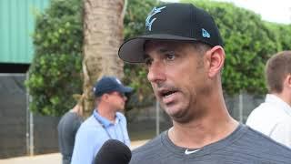 Jorge Posada habla sobre el rol que le asignó Derek Jeter en los Marlins de Miami