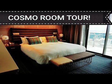 Cosmopolitan Room Tour-Las Vegas!
