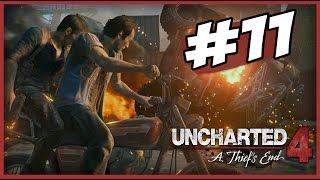 Uncharted 4: A Thief's End - Parte 11 - Debaixo do Nariz - Dublado PT-BR