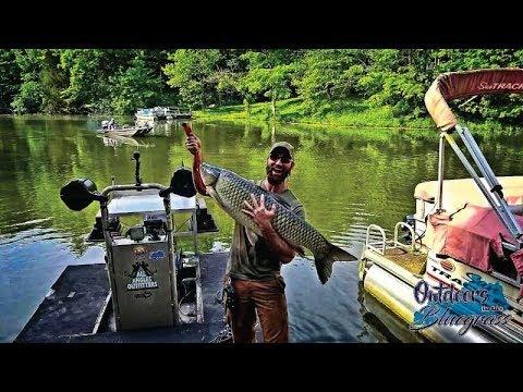 S3E5 - CARPe Diem - Bowfishing In Kentucky