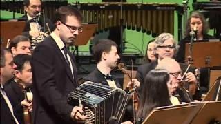 JAZZ SINFÔNICA + RAMIRO BOERO - SUITE IMPULSO (R. BOERO) - II MOV - FORTUNATO - 4/13