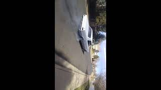 1965 Pontiac GTO Clone factory 4 speed..small burnout