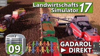 LS17 | [DIREKT] Konsequent bleiben  ► #9 ► Landwirtschafts Simulator 17 deutsch german