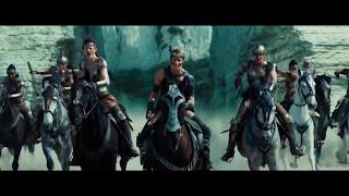 Wonder Woman Thunder Imagine Dragons
