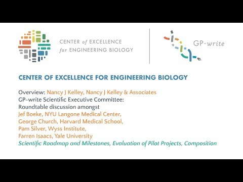 Center of Excellence for Engineering Biology