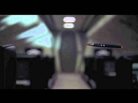 2001: A Space Odyssey Docking Sequence (Space Ballet) set to Nachthelle
