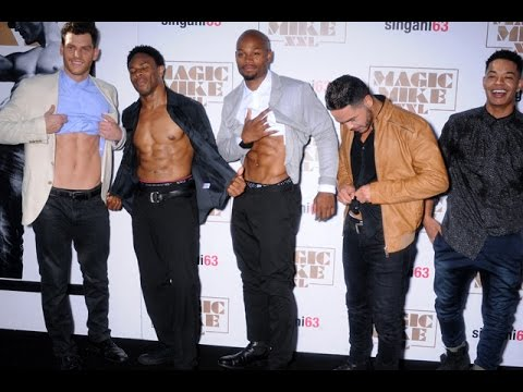 Magic Mike XXL Premiere At The TCL Chinese Theatres