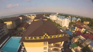 видео Отель Гранд Круиз, Анапа. Цены 2017 год