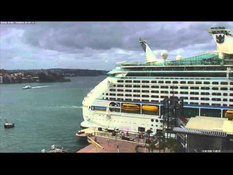 Sydney Harbour Foreshore Authority Live Stream