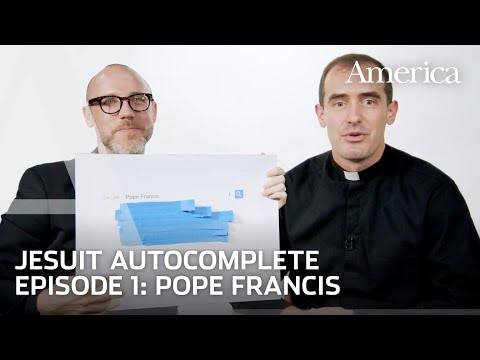 Is Pope Francis a Jesuit? Jesuits answer google's most searched questions | Jesuit Autocomplete