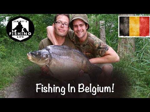 Fishing In Belgium