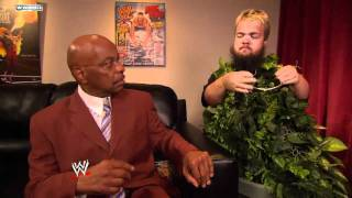 SmackDown: Theodore Long learns of Hornswoggle