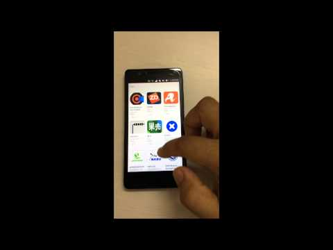 BQ Aquaris E5 HD Ubuntu Edition - Walkthrough