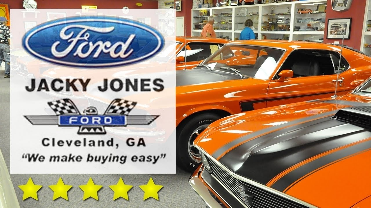 Jacky Jones Ford Cleveland Ga >> Jacky Jones Ford Cleveland Amazing Five Star Review By Victoria S