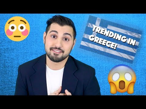 What's Trending in Greece Right Now!? TOP 5 OMG VIDEOS