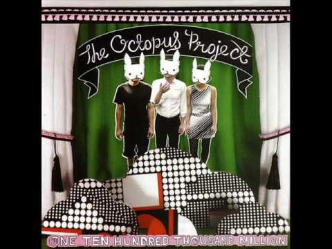 Octopus Project - tuxedo hat