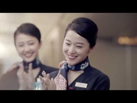 China Eastern Airlines   2015 New Promotional Video in English