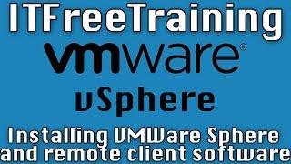 Installing vSphere Hypervisor