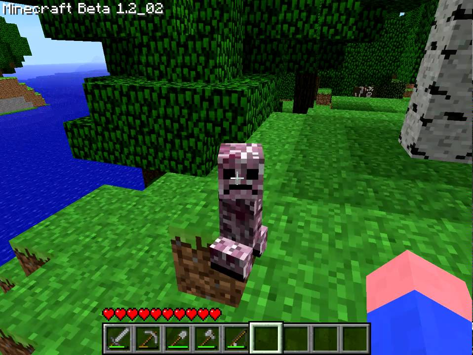 minecraft baby creepers - YouTube