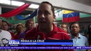 Comunas del municipio Libertador de Aragua mostraron potencialidades 02/08/2014