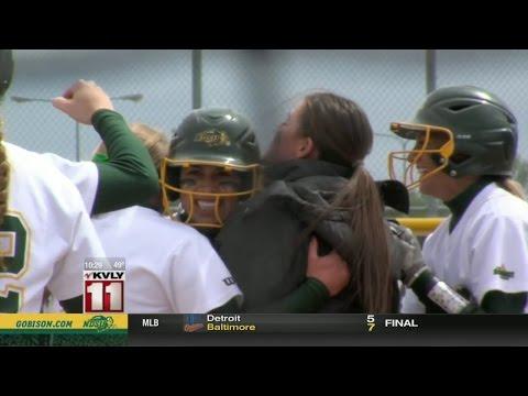 NDSU defeats South Dakota