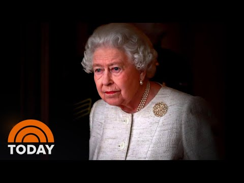 Queen Returns To Royal Duties As She Prepares For Prince Philip's Funeral   TODAY