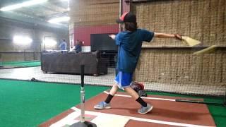 Jeff Tee Work with Rope Bat