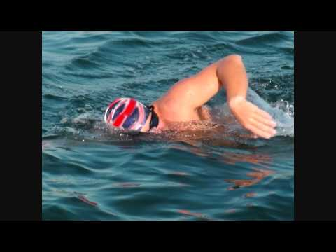 English Channel Swim 24/07/12 Jonathan Linares