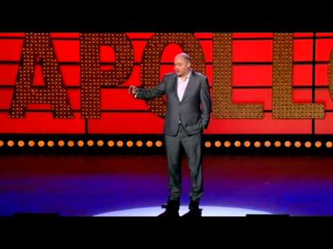 Dara O'Briain - Live At The Apollo