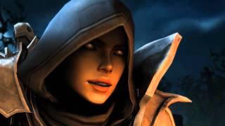 Diablo 3 - Mac | PC - BlizzCon 2010 Demon Hunter cinematic preview official video game trailer HD