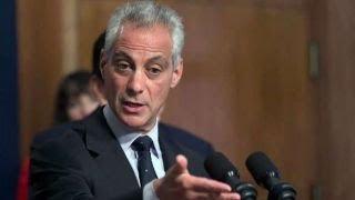 Chicago mayor slams Trump as city marks 500th homicide