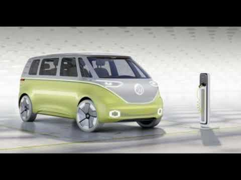 Volkswagen I.D. Buzz Concept: Taking the Bus to an EV Future 2018 upcoming