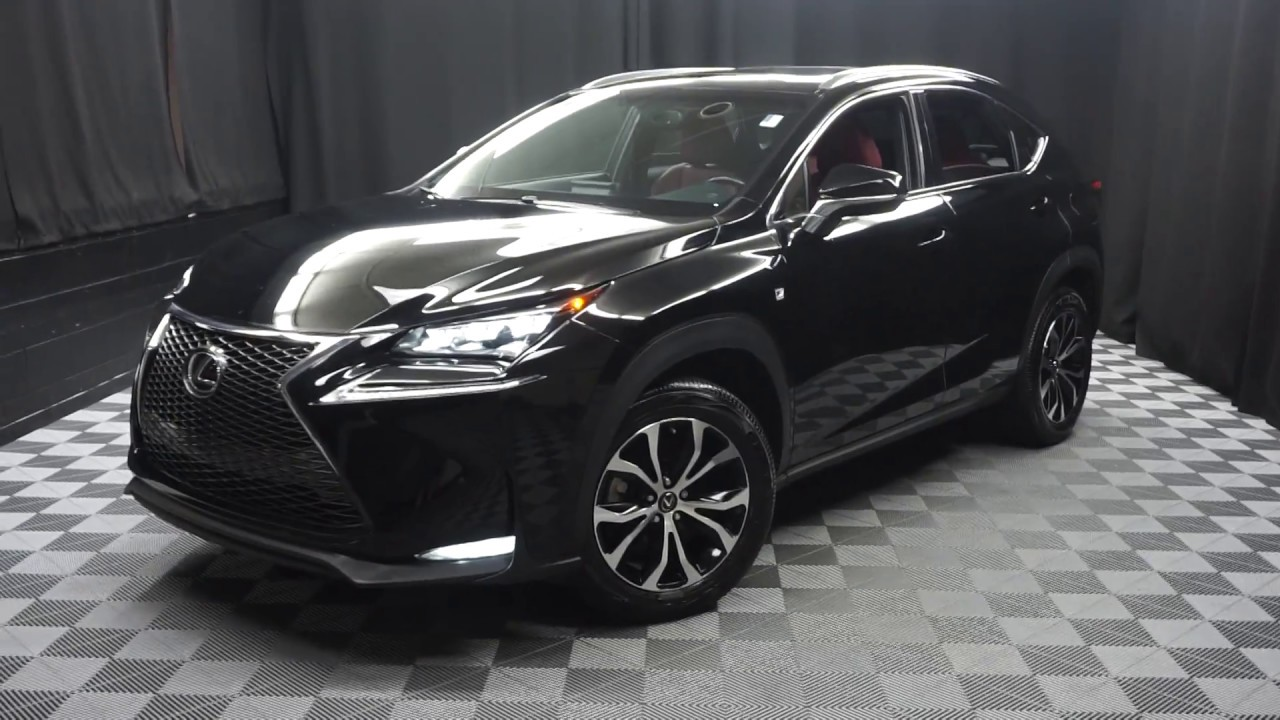 2018 lexus nx200. unique nx200 2016 lexus nx200 fsport walkaround of wilmington p6007a intended 2018 lexus nx200 i