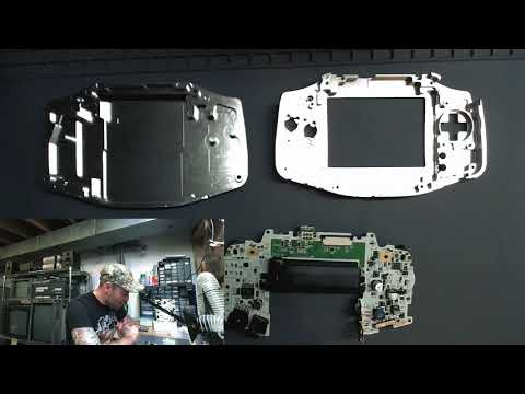 Download Game Boy Advance Boxy Pixel Build: Part 2 - Audio Fix