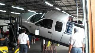 Tire Kingdom F150 Truck Lift