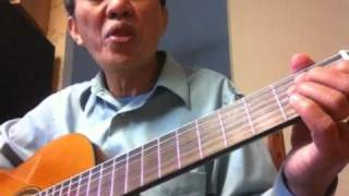 Tu hoc dan guitar_phan on -7 not & tap nhip