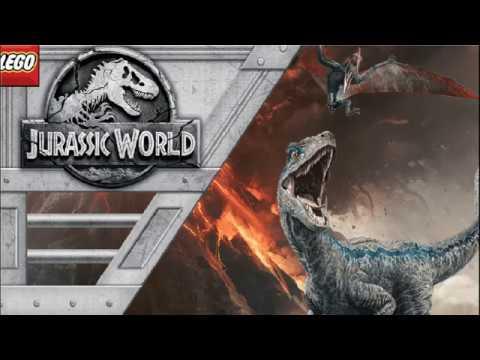 JWFK: Confrmed Lego Sets As Film Scenes | Blue Vs Indoraptor, Stygimoloch And MORE!