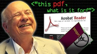 PDF, What is it FOR? - Computerphile